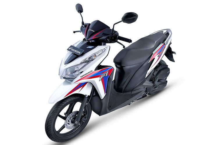 Sejarah Honda Vario Techno 125