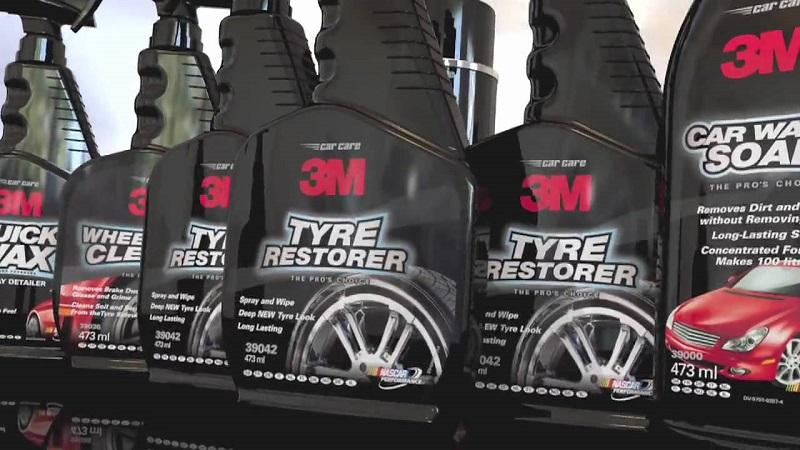 3m tire restorer