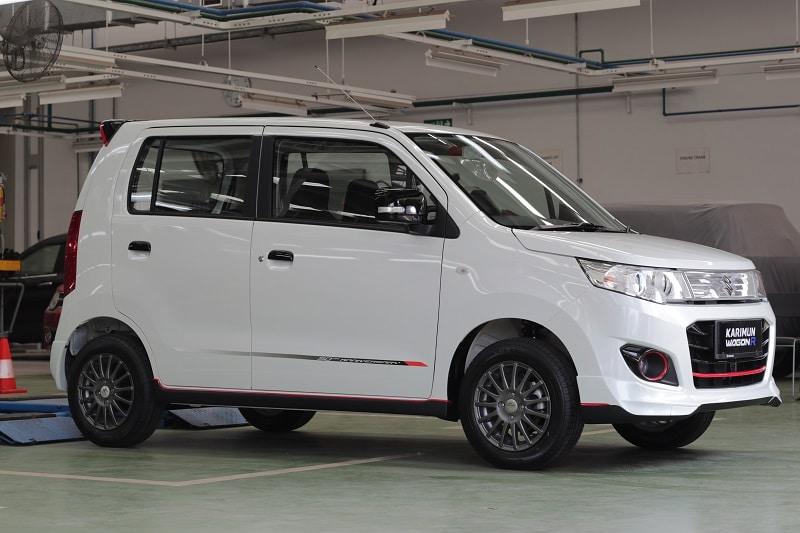 Suzuki Karimun Wagon R 50 tahun Anniversary Edition