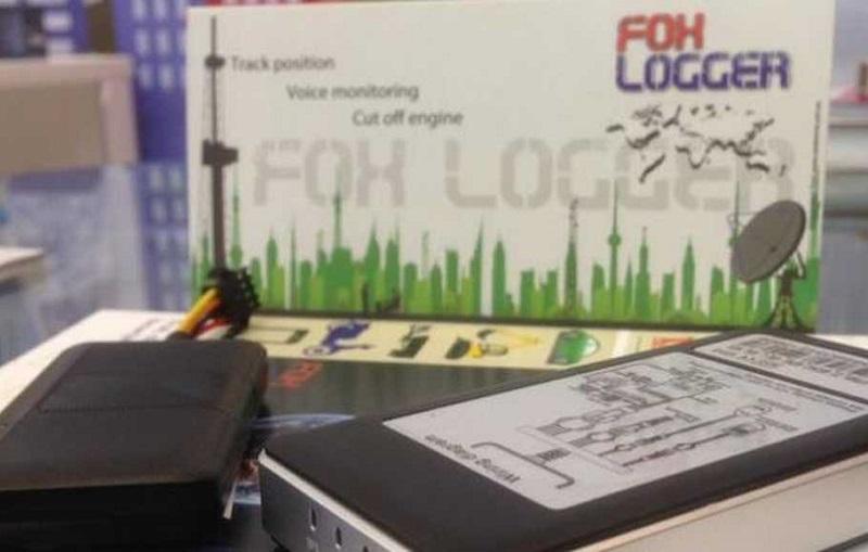 Foxlogger, merek GPS tracker yang cukup diminati