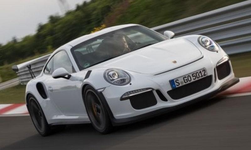 Porsche GT3 RS koleksi mobil Eddie Van Halen