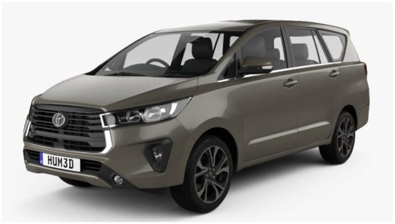 Menerka ubahan Toyota Kijang Innova facelift