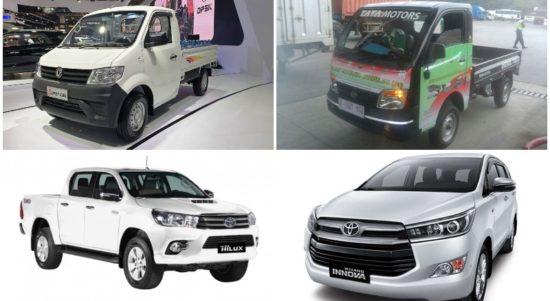 10 mobil diesel paling irit di Indonesia
