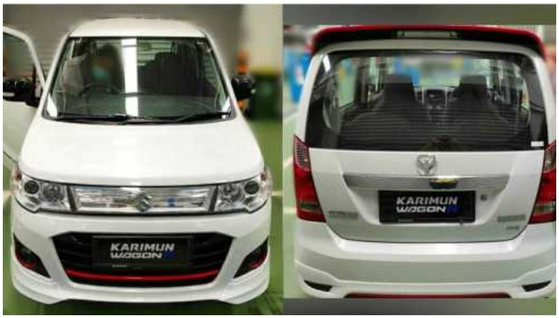 Menakar ubahan Suzuki Karimun Wagon R Edisi Terbatas