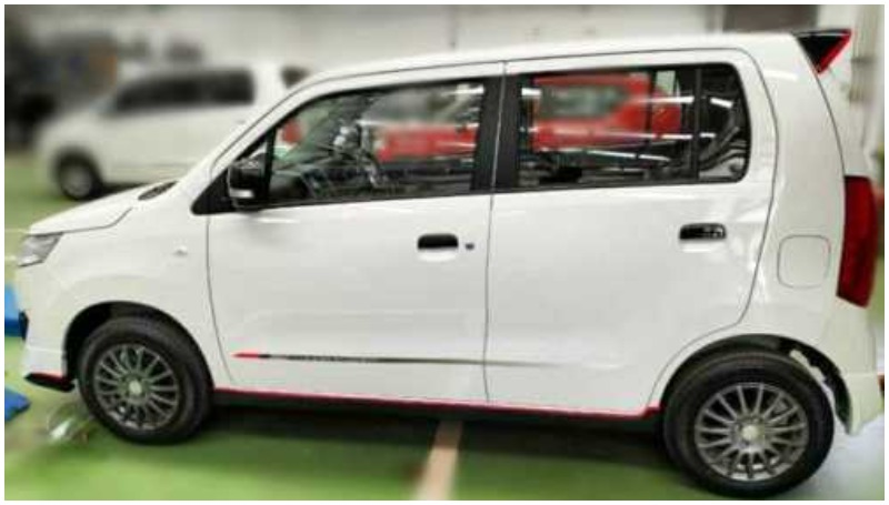 Daftar ubahan Suzuki Karimun Wagon R