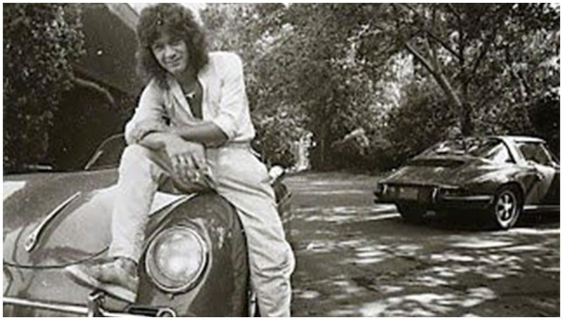 6 koleksi mobil Eddie Van Halen