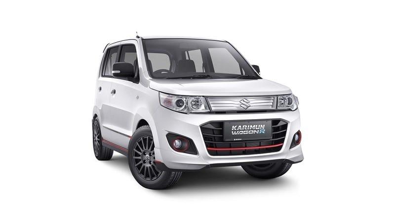 Suzuki Karimun Wagon R 50 Anniversary Edition