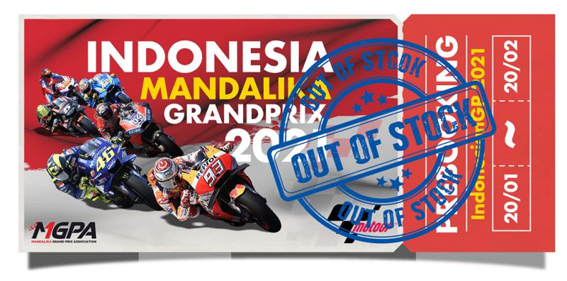 tiket motogp indonesia mandalika